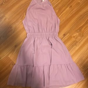 Wilfred Dresses - Wilfred effet mini dress size medium in lilac